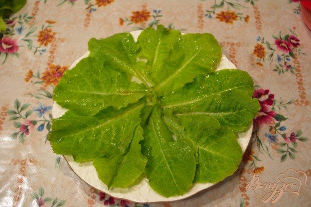 Рецепт Закуска из помидор с базиликом