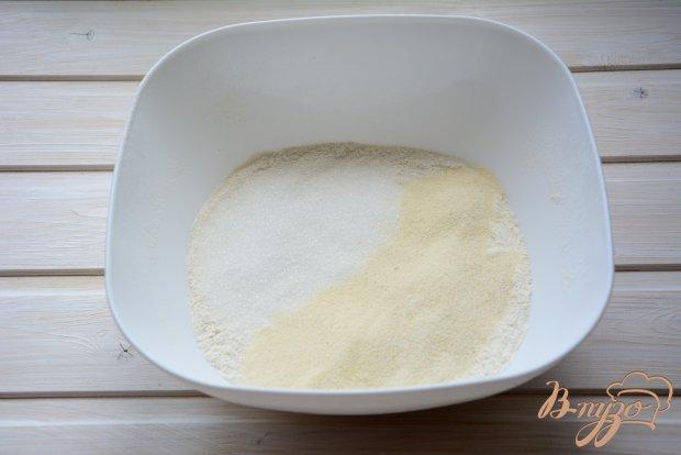 Рецепт Блины на манке
