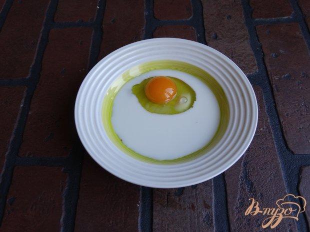 Рецепт Сладкие гренки со сливочным сыром и ягодами