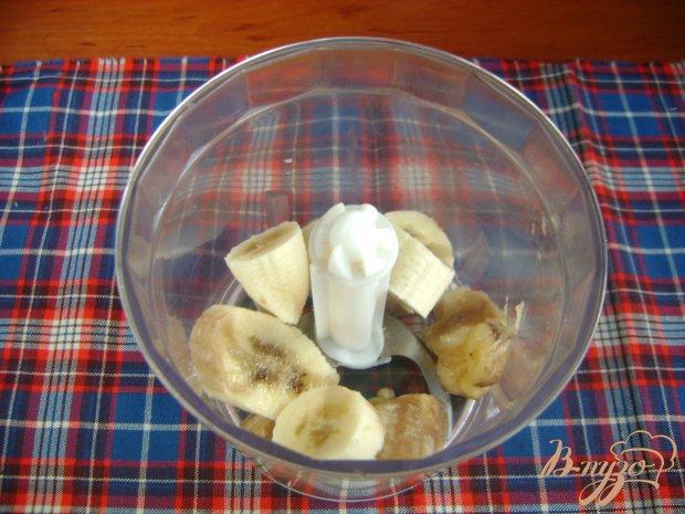Рецепт Бананово-йогуртовый десерт