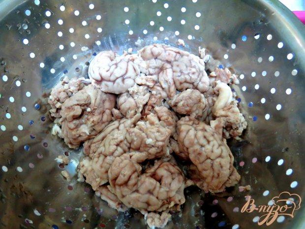 Рецепт Котлеты из телячьих мозгов