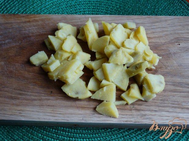 Рецепт Немецкий картофельный салат с редисом
