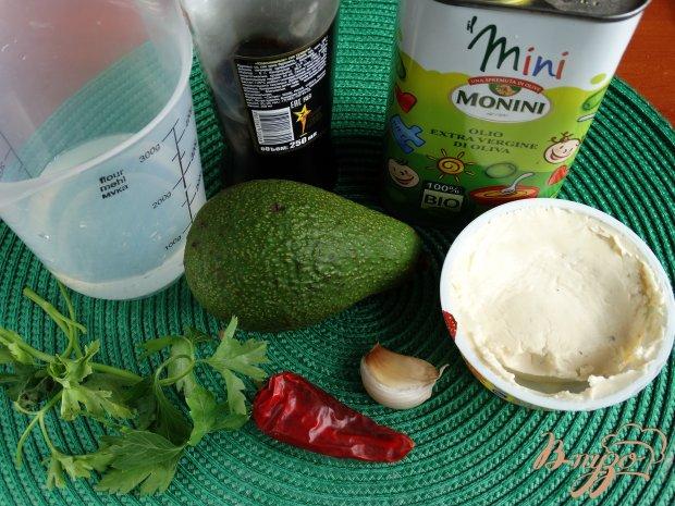 "Рецепт ""Майонез"" из авокадо"