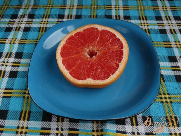 Рецепт Запеченный грейпфрут Гавайский