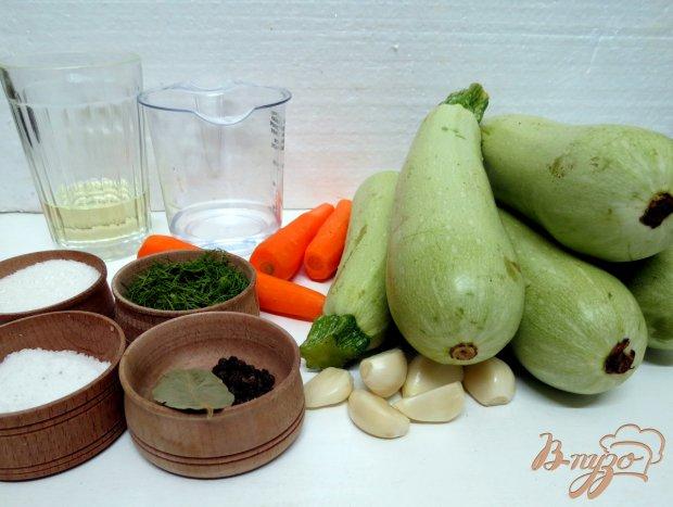 Рецепт Салат из кабачков на зиму