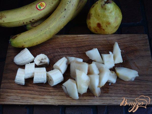 Рецепт Бананово-грушевый пирог в мультиварке