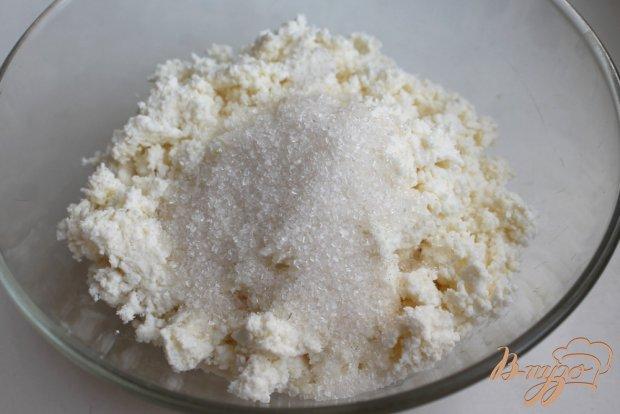 Рецепт Творожное печенье без масла