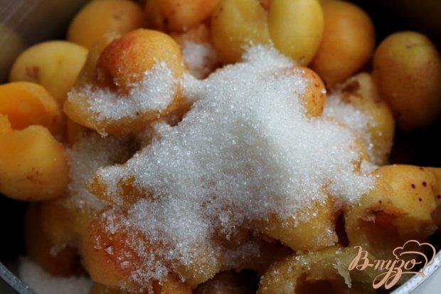 Рецепт Смузи из абрикоса и клубники