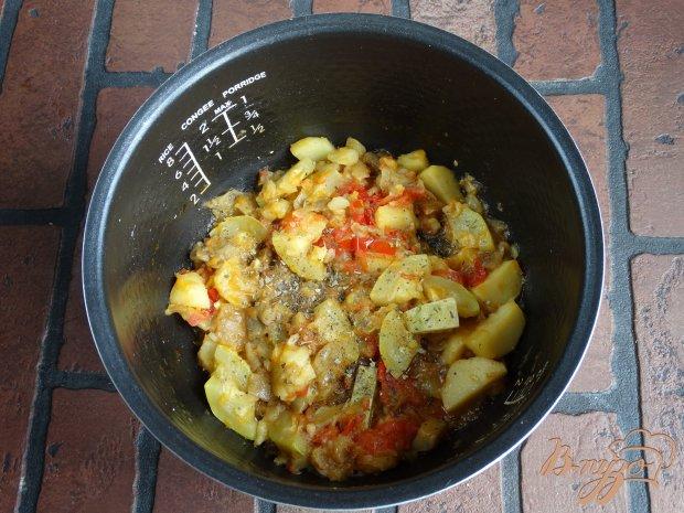 Овощное рагу в мультиварке рецепты с пошагово редмонд