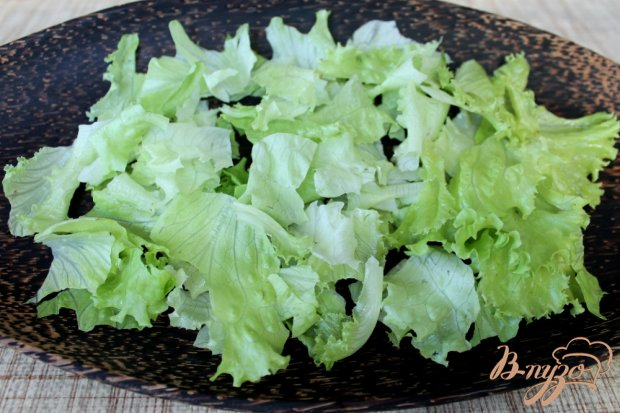 Рецепт Салат с макаронами, брынзой и черри