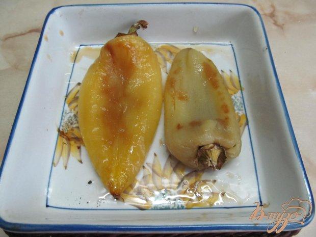 Рецепт Болгарский перец в овощах