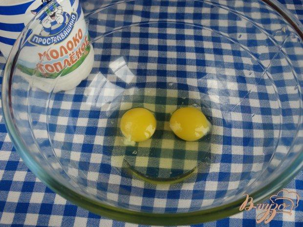 Рецепт Кексы на топленом молоке Муравейник