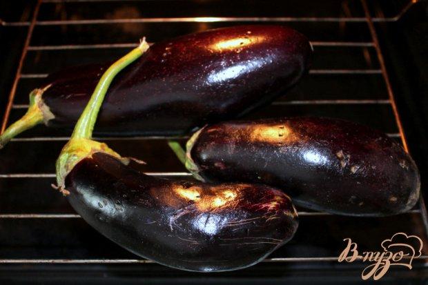 Рецепт Икра из печеных баклажанов и помидоров