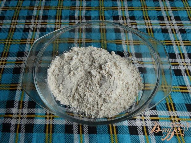 Рецепт Галета с грушей и физалисом