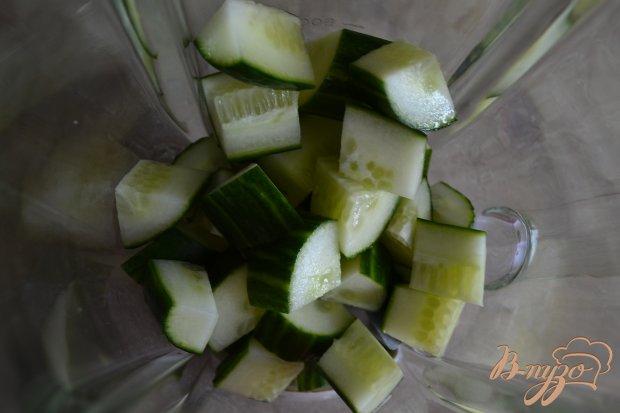 Рецепт Холодный овощной суп