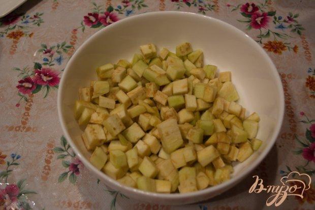 Рецепт Овощное рагу с баклажаном