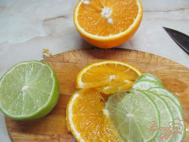 Рецепт Апельсиновый напиток в жару