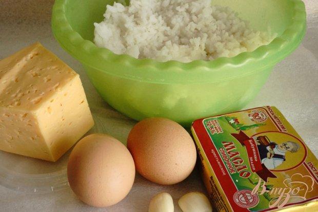 Рецепт Рис с яйцами по-неаполитански