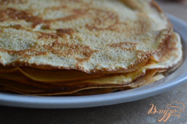 Рецепт Блинчики с абрикосами
