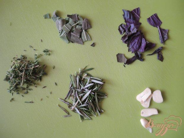 Рецепт Медальоны из телятины с сальсой