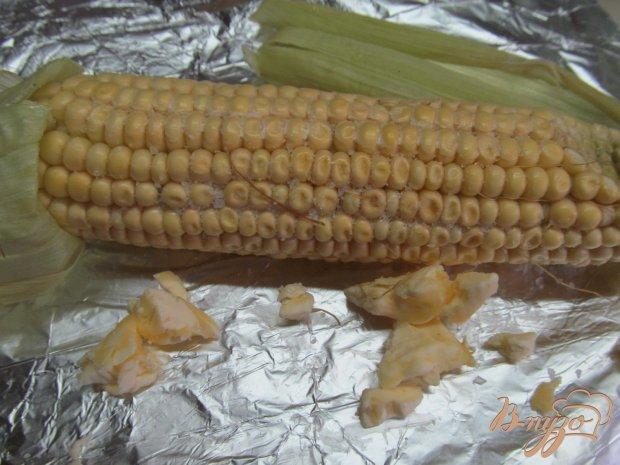 Рецепт Кукуруза запеченная в фольге