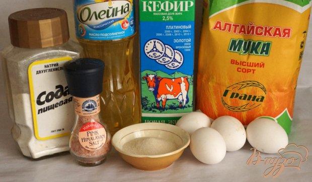 Рецепт Очень пышные оладушки