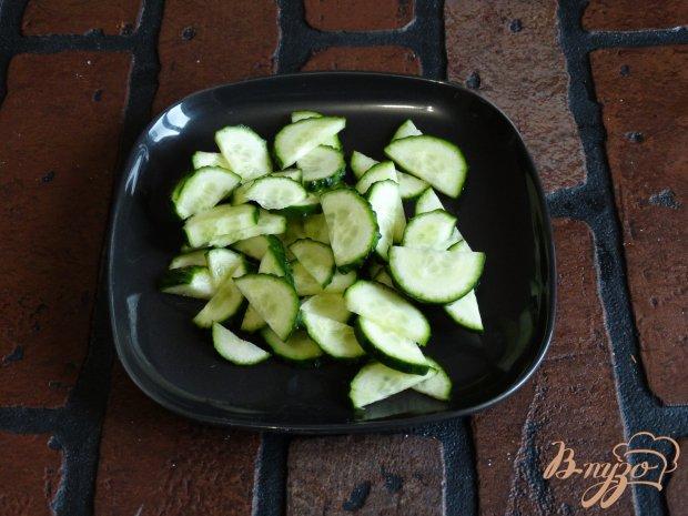 Рецепт Овощной салат с дайконом