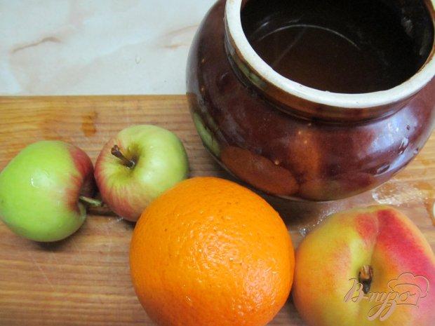 Рецепт Теплый фруктовый салат