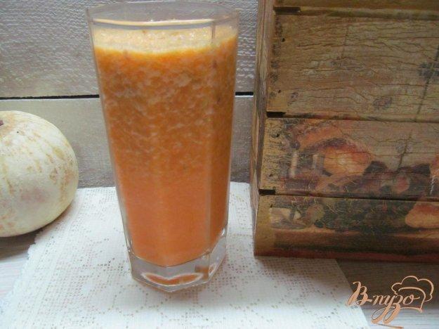 фото рецепта: Смузи из моркови с апельсином