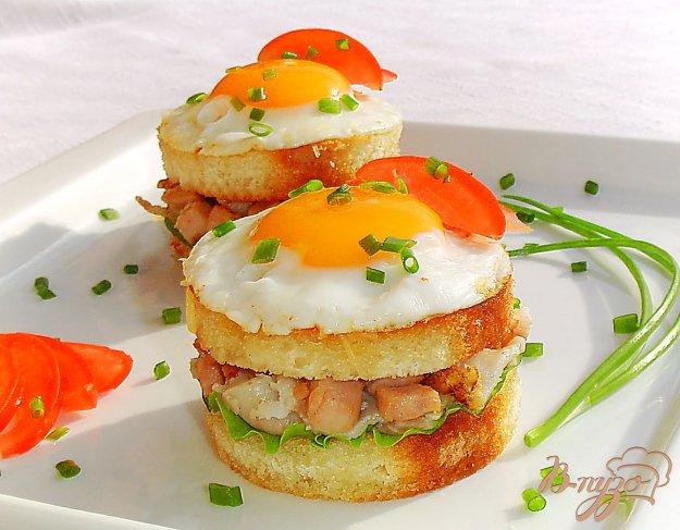 фото рецепта: Завтрак