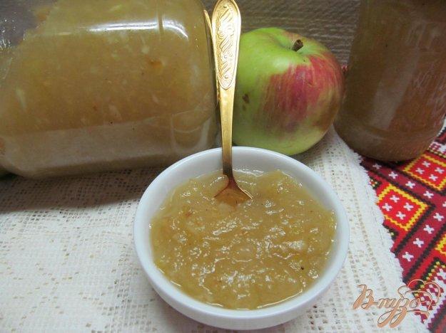 фото рецепта: Яблочный конфитюр