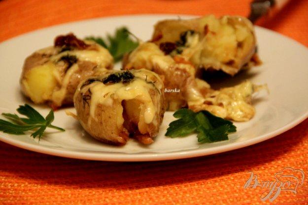 фото рецепта: Картофель, запеченный по-австралийски