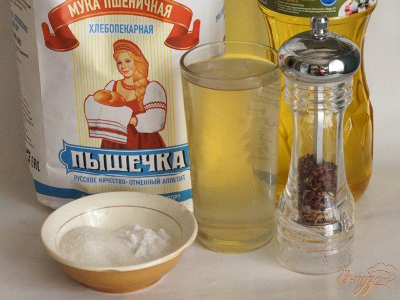 Рецепт Пикантные палочки к пиву с сырной начинкой