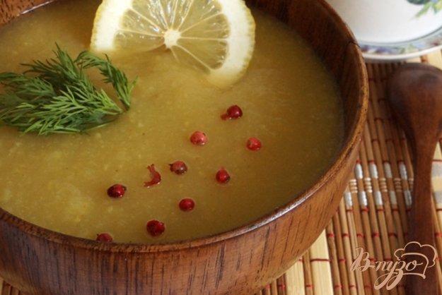 фото рецепта: Суп-пюре из сельдерея