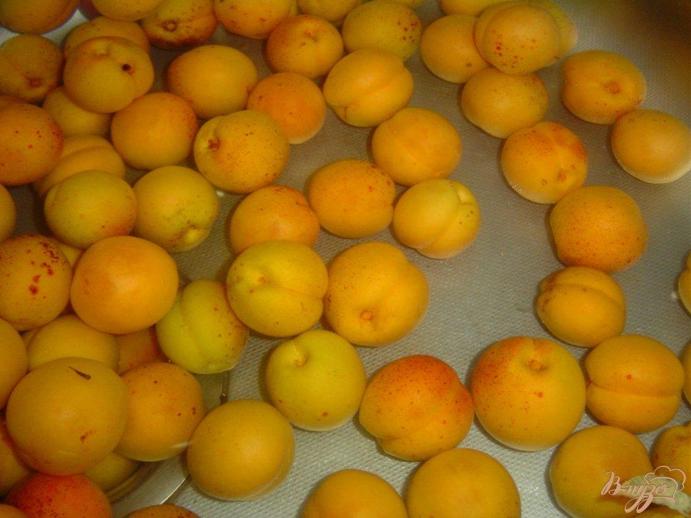 Рецепт Компот из абрикос