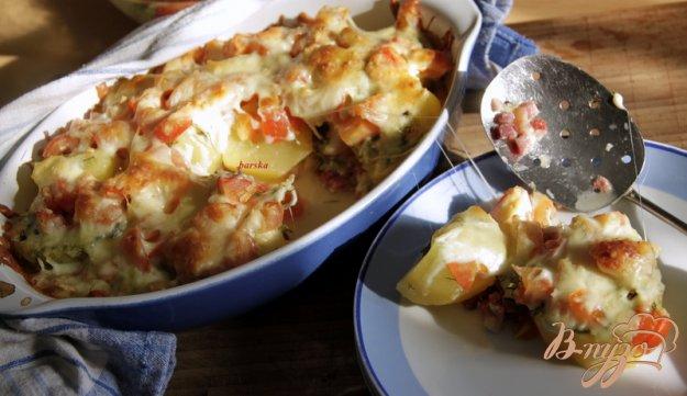 фото рецепта: Картофельная запеканка