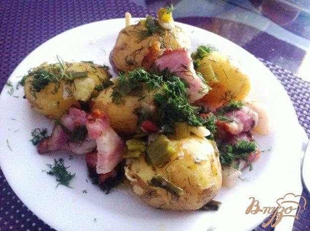 фото рецепта: Картофель по деревенски