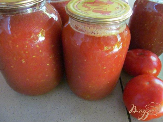 фото рецепта: Морс из помидоров