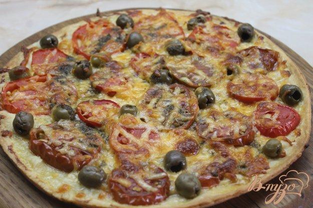 Фокачча з помідорами і оливками. Як приготувати з фото