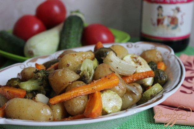 фото рецепта: Овощной гарнир
