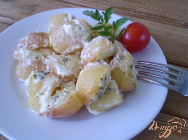 фото рецепта: Картофель в духовке