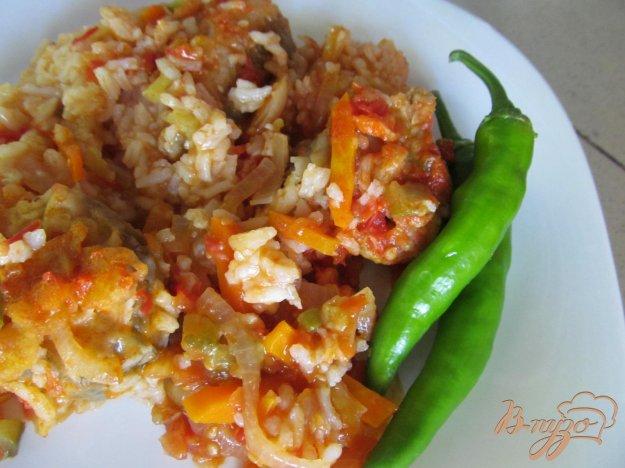 Полента с рисом и фасолью: рецепт основного блюда