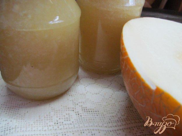фото рецепта: Конфитюр из дыни с апельсином