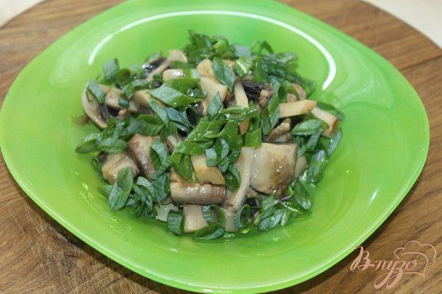 фото рецепта: Быстрые и вкусные маринованные шампиньоны