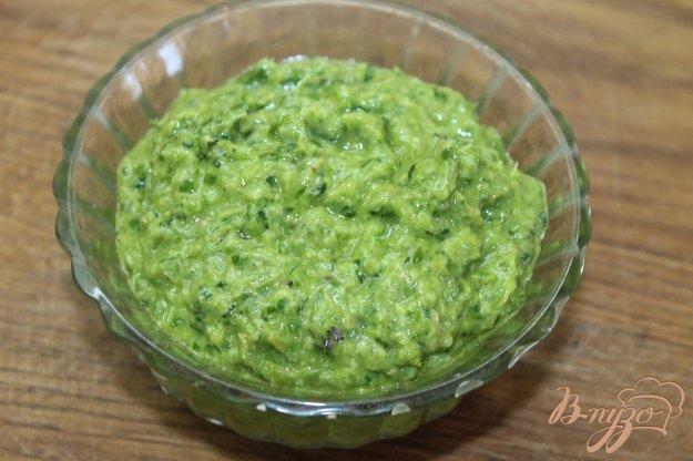 фото рецепта: Закусочный зеленый соус