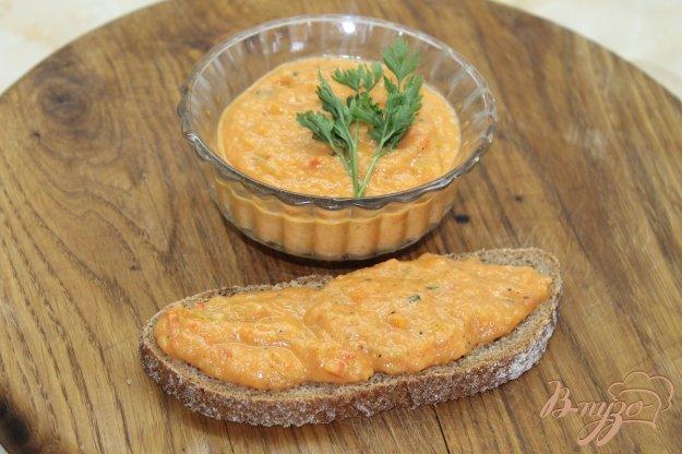 фото рецепта: Кабачковая икра с перцем чили