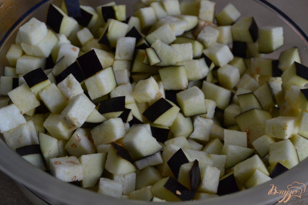 Рецепт Овощное рагу с грецкими орехами
