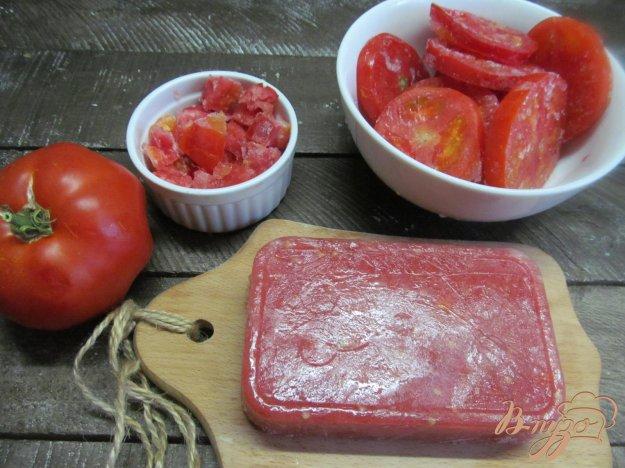 фото рецепта: Замороженные помидоры