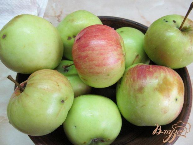 Рецепт Яблочный конфитюр