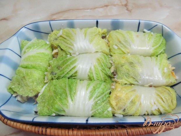 пекинская капуста рецепты фото приготовления